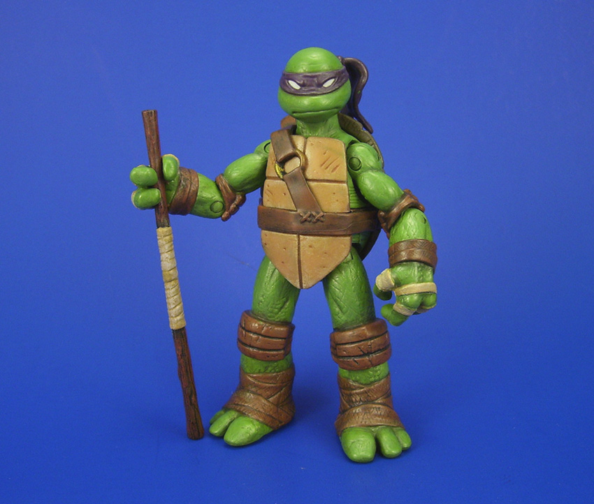 TMNT (Nick) - Donatello by Lalam24