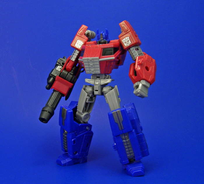 FoC - Optimus Prime by Lalam24