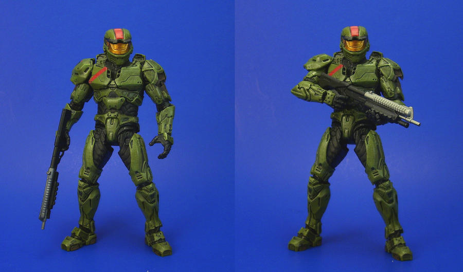 Halo Wars - Red Team Leader - Edits by Lalam24