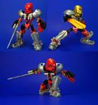 Bionicle - Tahu Revamp - Nuva