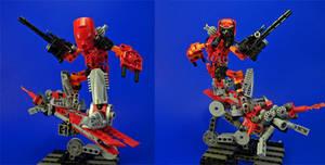 Bionicle - Lava Board 2