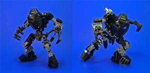 Bionicle - Onua Revamp - Classic