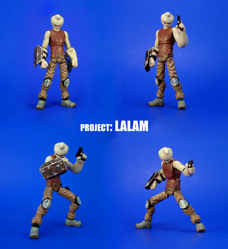 Project: LALAM