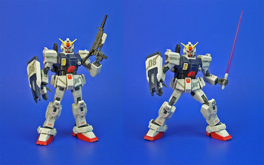 HCM Pro RX-79(G) Gundam Ground Type by Lalam24