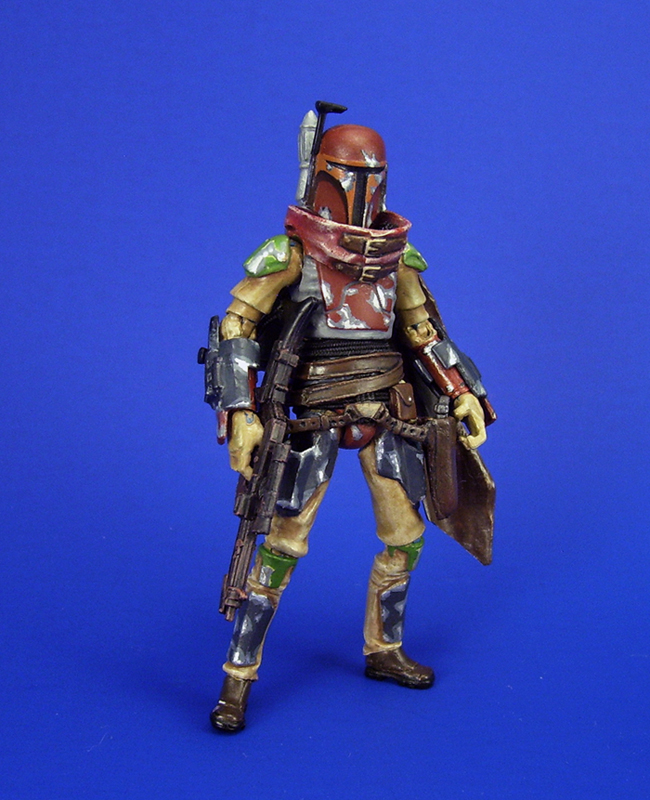 Simple Custom - Mandalorian Warrior Update by Lalam24