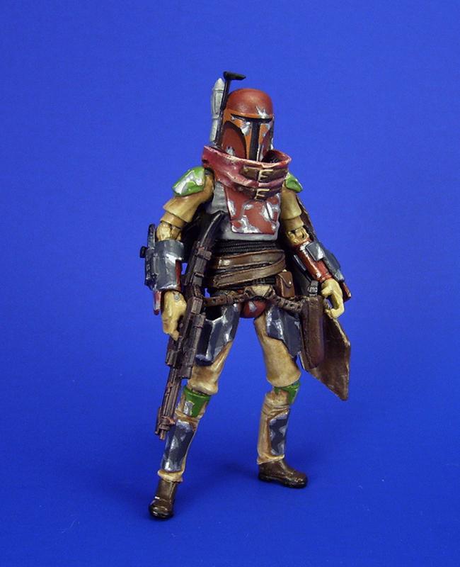 Simple Custom - Mandalorian Warrior Update by Lalam24