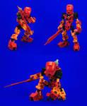 Bionicle - Tahu Re-Revamp