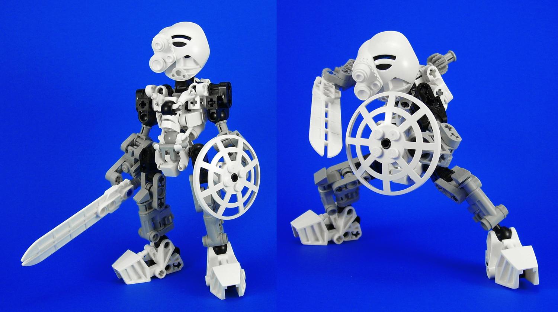 Bionicle - Kopaka Re-Revamp by Lalam24