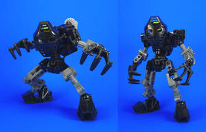 Bionicle - Onua Re-Revamp by Lalam24