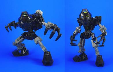 Bionicle - Onua Re-Revamp