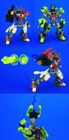 Combat Hare - Armor Sets A+B