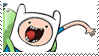 Finn stamp by DASHley37