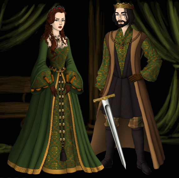 an analysis of the relationship of lord and lady macbeth Everything you ever wanted to know about macduff in macbeth most sacrilegious murder hath broke ope/ the lord's he's also the first to see that lady macbeth.