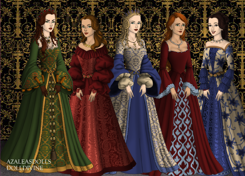 My favourite Shakespeare characters by SingerofIceandFire on DeviantArt