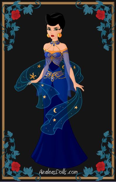 Queen Regina by SingerofIceandFire