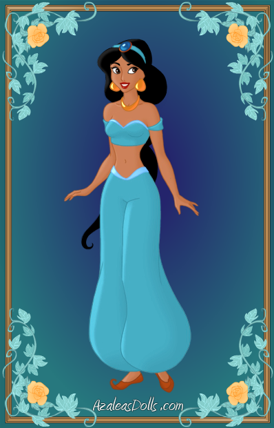 Jasmine By Singeroficeandfire On Deviantart