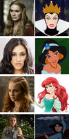 Game of thrones meets Disney: part five