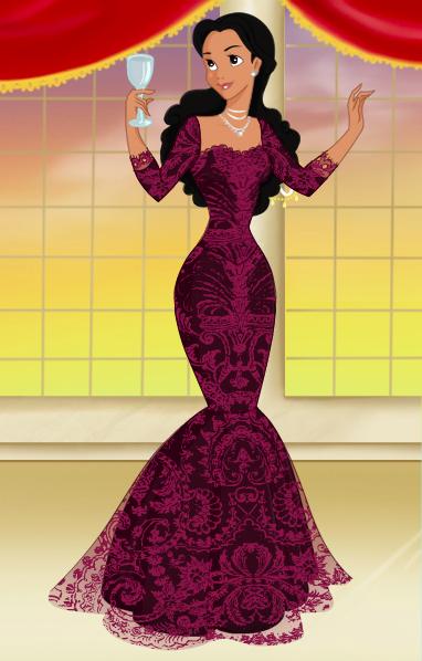 Queen Guinevere by SingerofIceandFire
