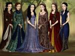 Ladies of House Stark