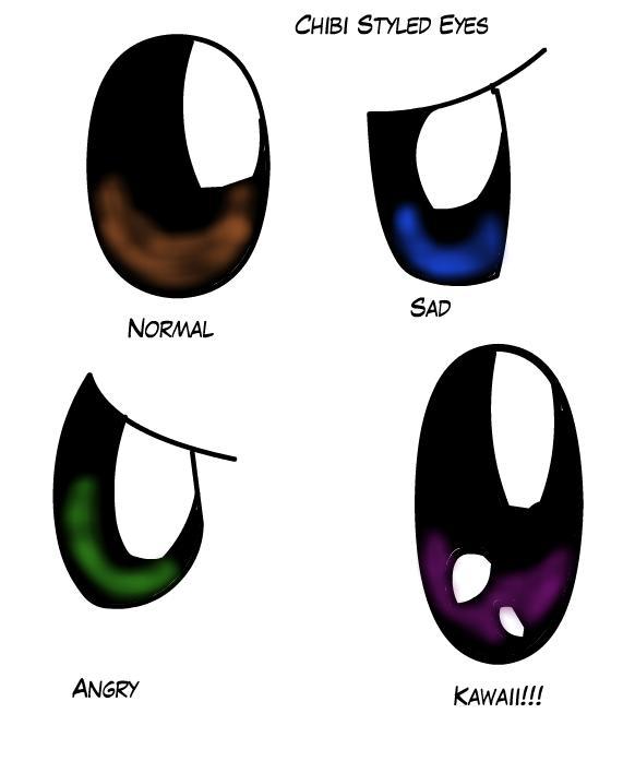 Pikachu Eye Face Paint
