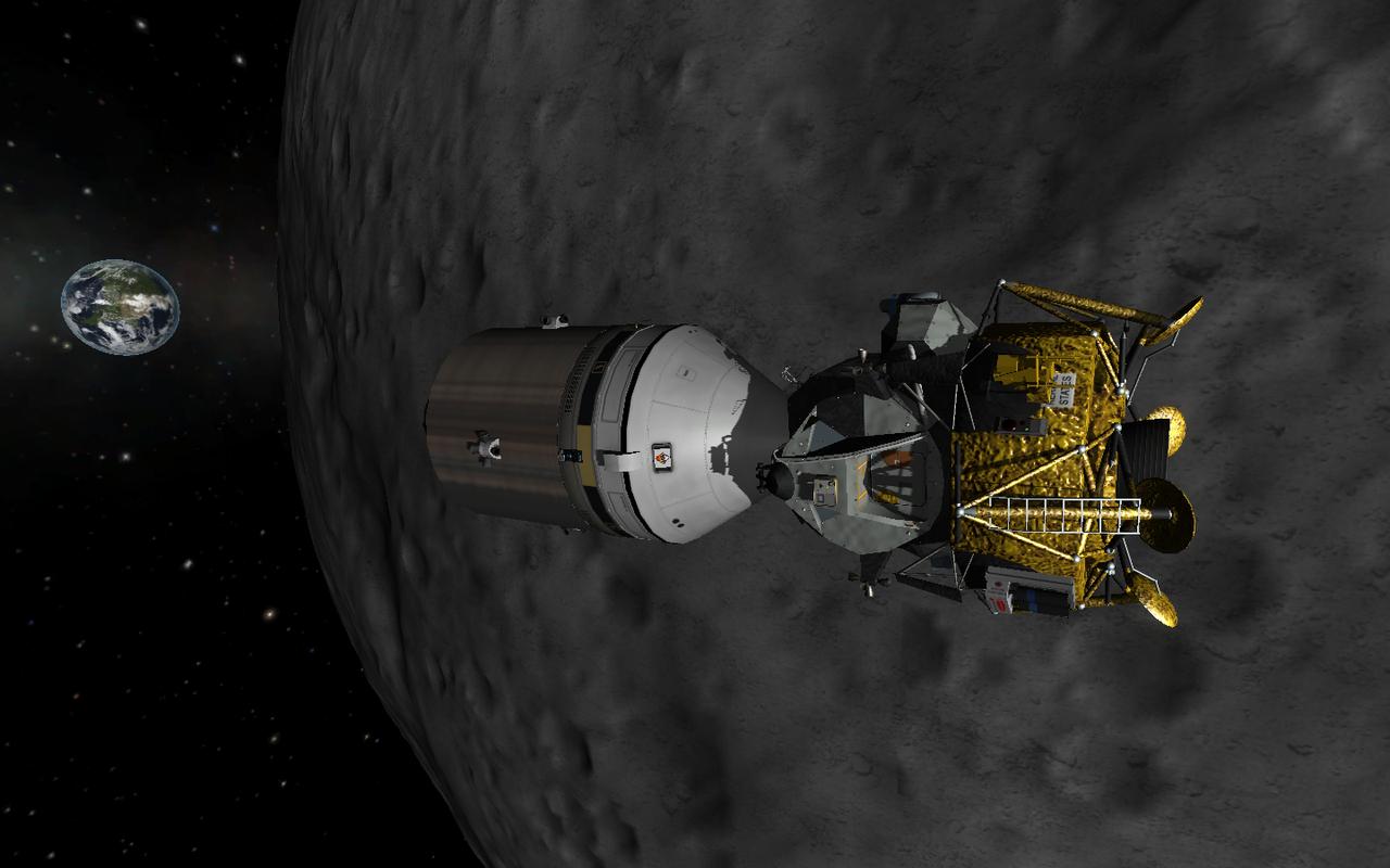kerbal space program mun mission - photo #1