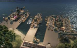 Anno 2070 - Harbor