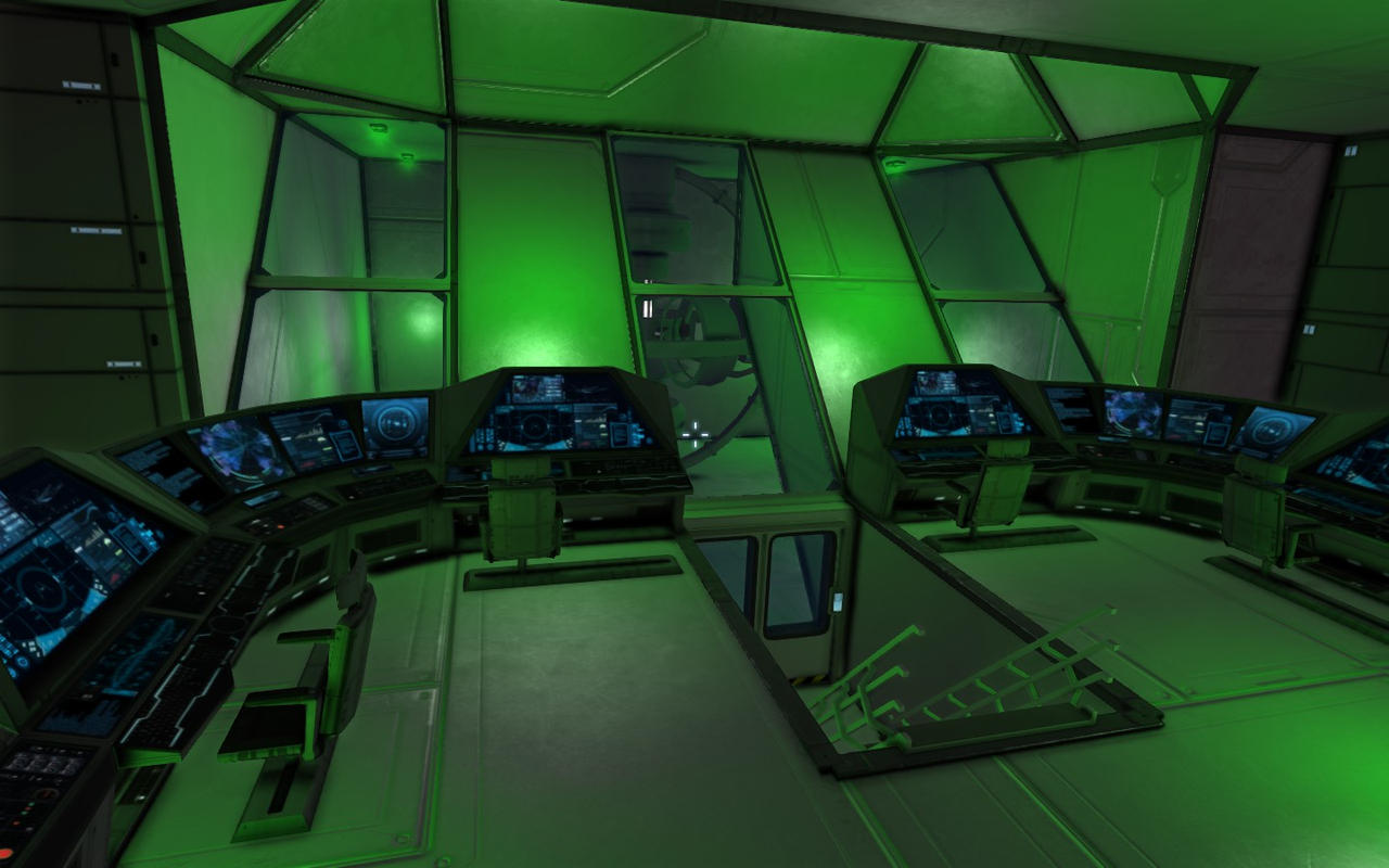 Space engineers arc reactor control room by shroomworks on deviantart - Small reactor space engineers gallery ...