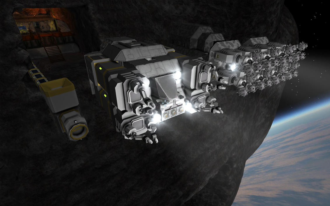 How To Build A Welding Ship Space Engineers