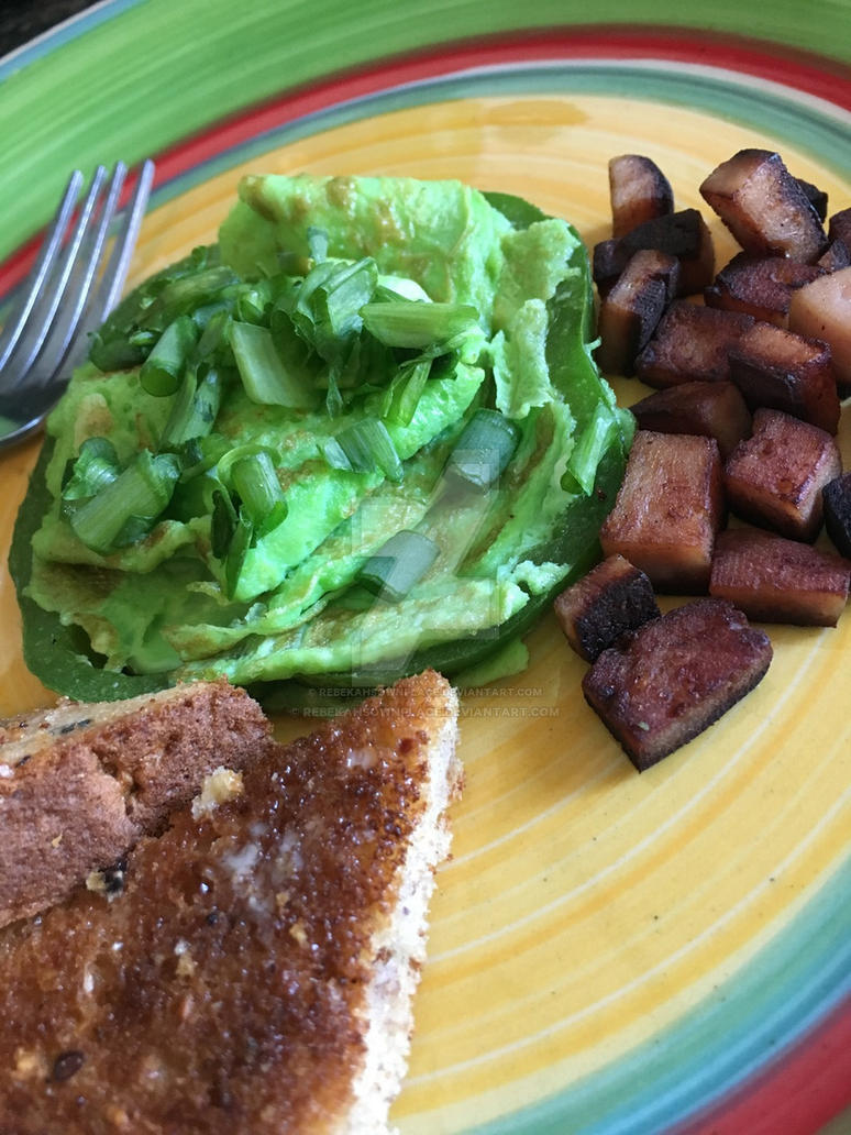 Green Eggs and Spam by RebeKahsOwnPlace