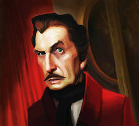 Vincent Price by Cowboy-Lucas