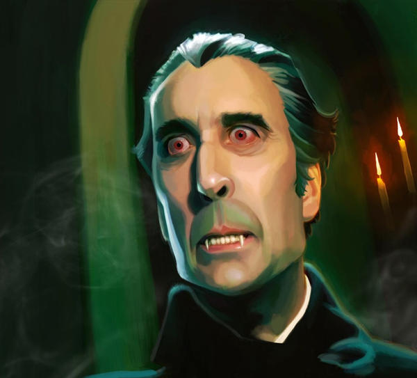 Christopher Lee - Picture