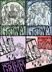 Sketches-Grimm's Fairy Tales
