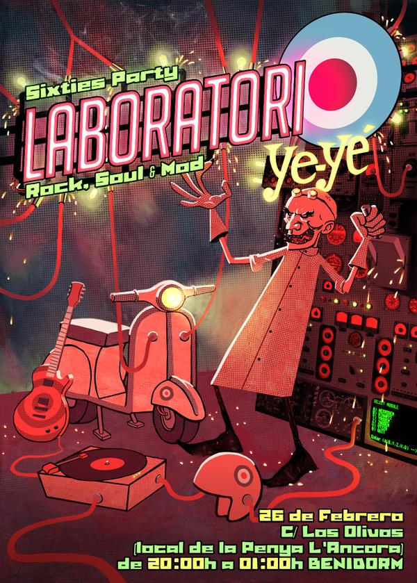 Mod Lab by Cowboy-Lucas