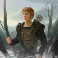 AGOT: Anguy the Archer by Cowboy-Lucas