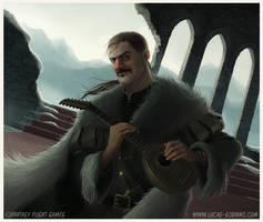 A Game of Thrones: Chasing Dragons Bard
