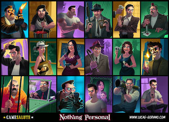 Nothing Personal: Young Turks Expansion