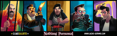 Nothing Personal Favorite Five