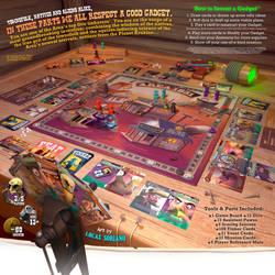 Area 1851 box back