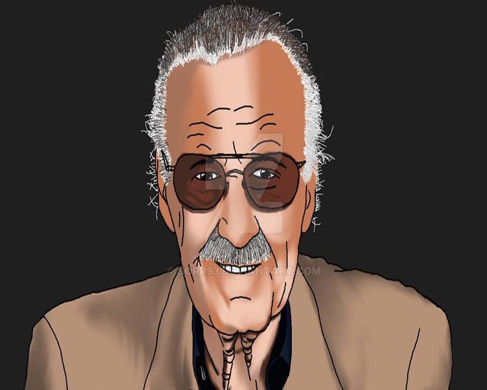 Stan Lee by SORR93