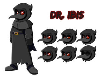 Dr. Ibis by NeedleFoxx