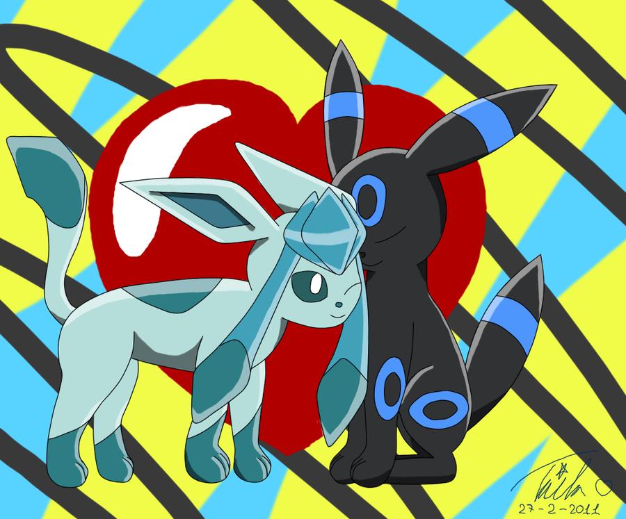 Mew And Umbreon Pokemon Ash Into Umbre...