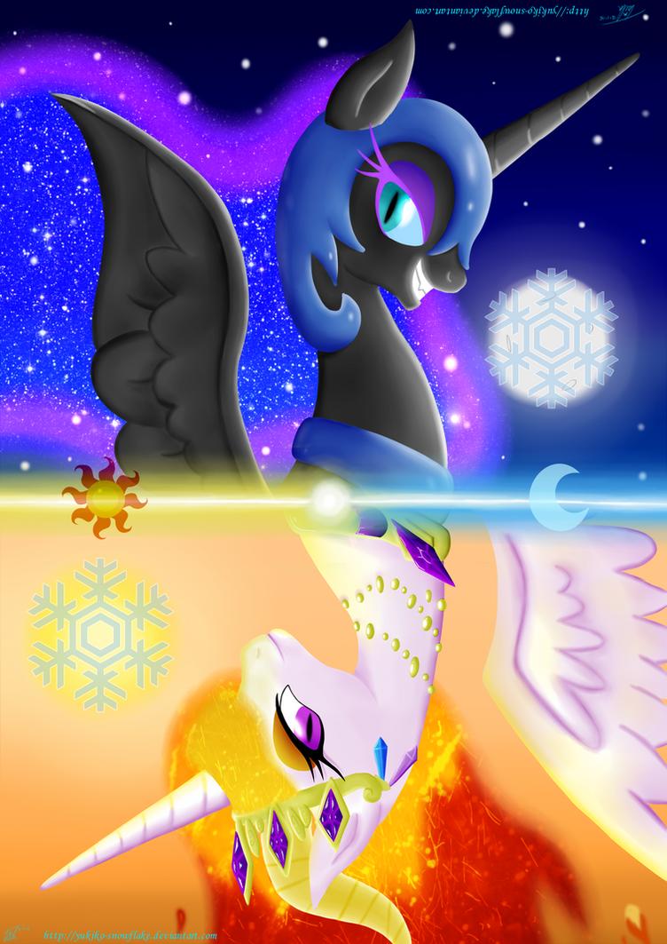 Nightmare Sisters by Yukiko-Snowflake
