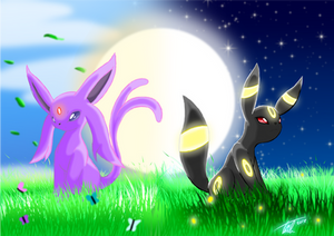 Pocket Monster Sun and Moon - Eevee Edition