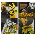 chris wood icons by iforgotmynumber