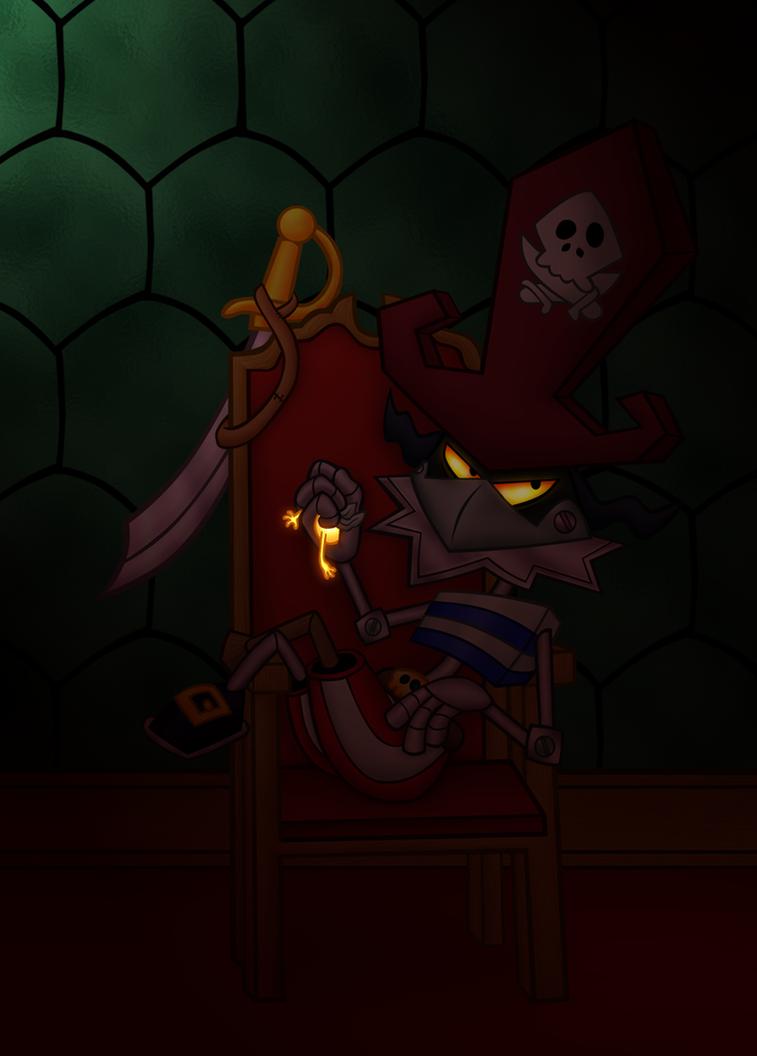 Admiral Razorbeard by Gothicraft