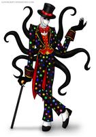 Splendorman Concept Art by GothiCraft