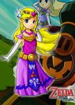 Princess Zelda ST