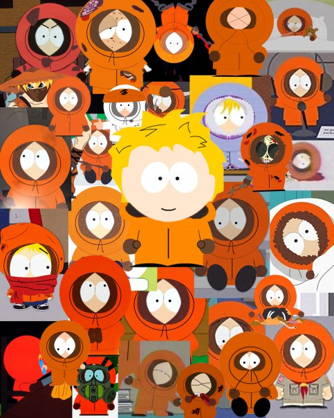 Kenny McCormick- South Park images Whatcha doing down there kenny ...
