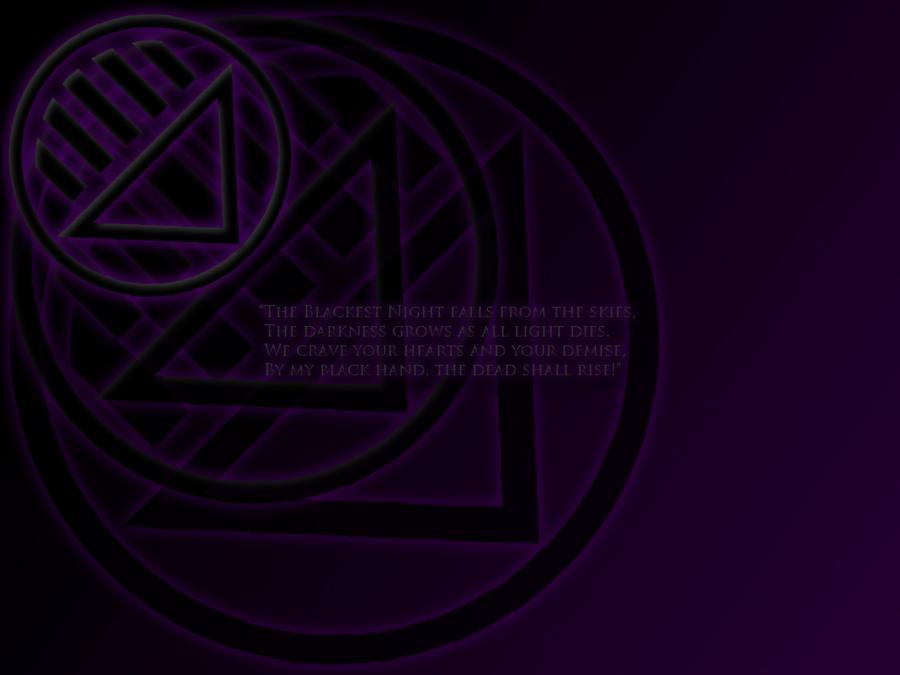 Black lantern oath - photo#4