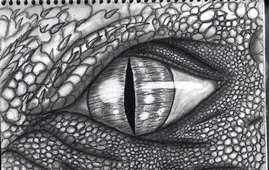 Dragon eye by anbu swimnin